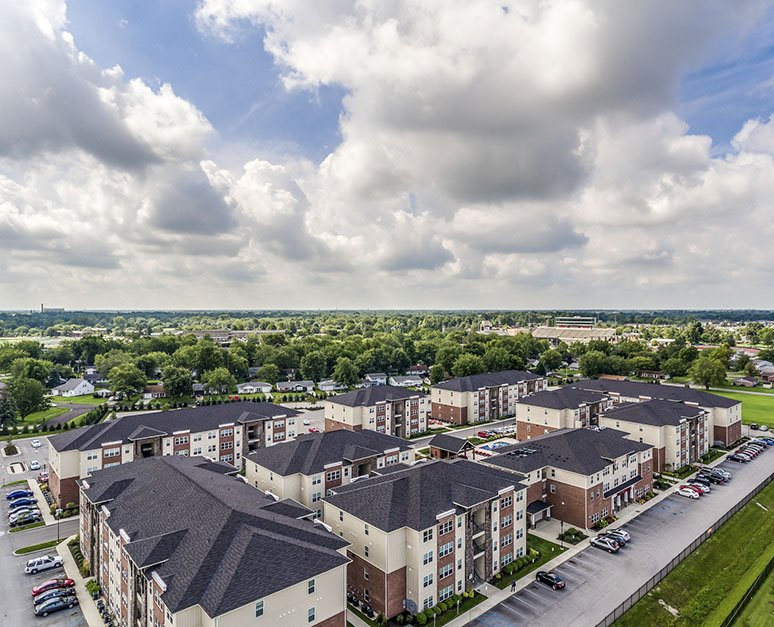 Student Apartments Close To Norman