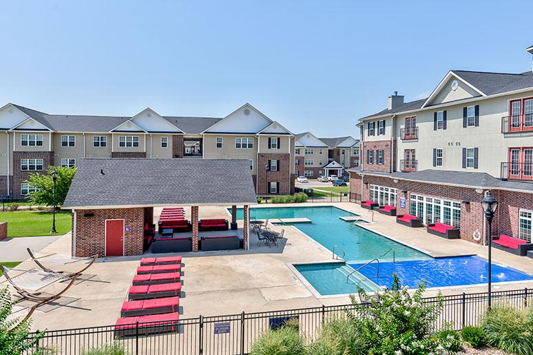 University Of Oklahoma Student Housing